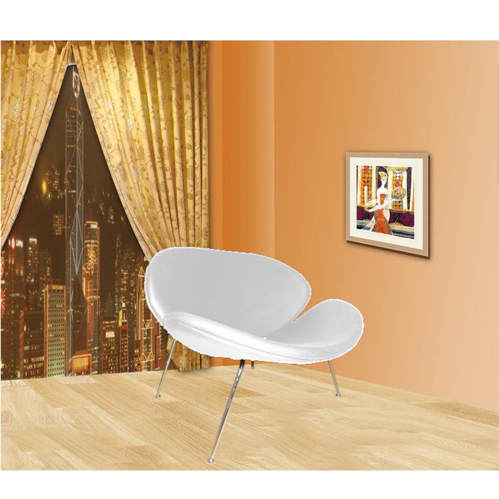 Slice White Chair