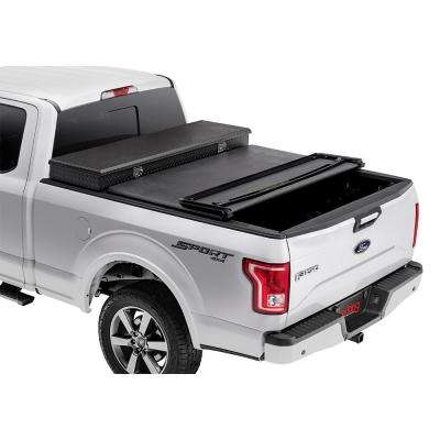 "Trifecta Toolbox 2.0 Tonneau Cover - 99-16 Ford F250/350/450 6'9"" Bed"