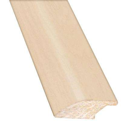 Vintage Maple Frosted 3/4 in. Thick x 2-1/4 in. Wide x 78 in. Length Hardwood Lipover Reducer Molding