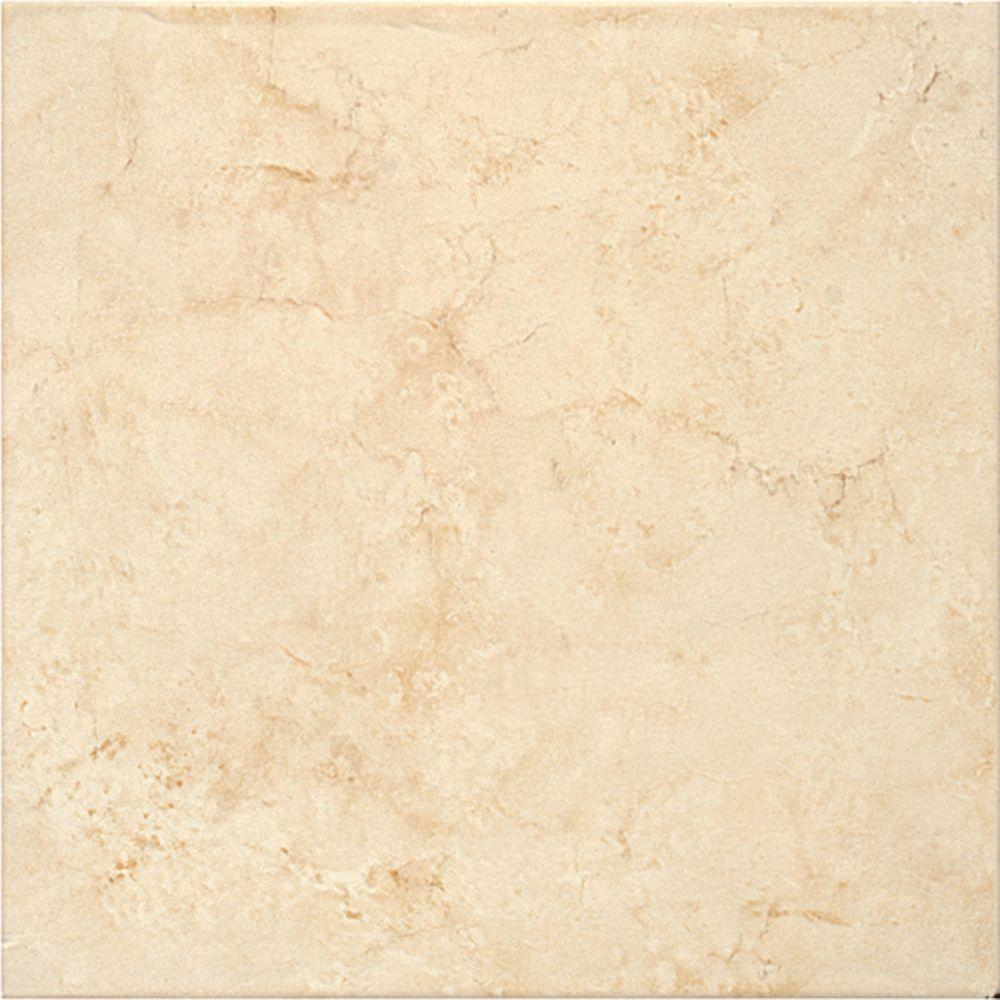 Eliane illusione beige 12 in x 12 in ceramic floor and for Lamosa ceramic tile