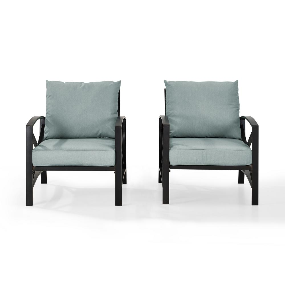 Patio Outdoor Seating Set With Mist