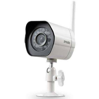 720p HD Smart Wireless Surveillance Camera Wi-Fi Outdoor Security Camera with Cloud Service Available