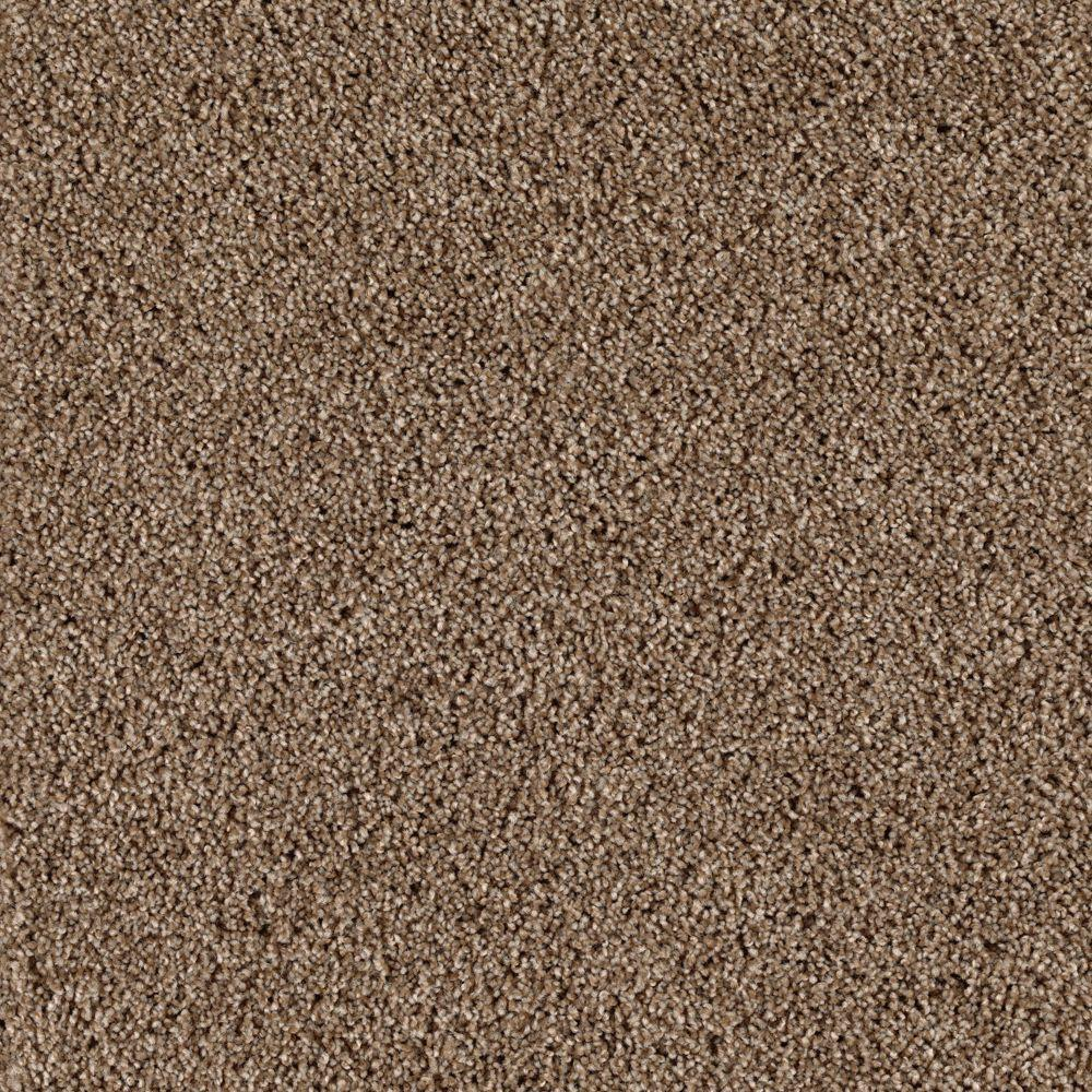 null Horsepower II - Color Carved Wood Twist 12 ft. Carpet