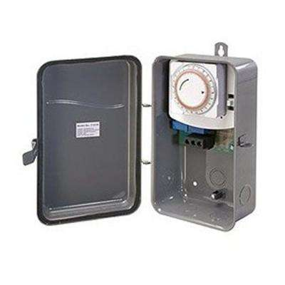 outdoor timers dimmers switches outlets the home depot. Black Bedroom Furniture Sets. Home Design Ideas