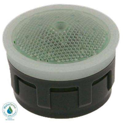 1.5 GPM SSR Water-Saving Faucet Aerator Insert with Washers