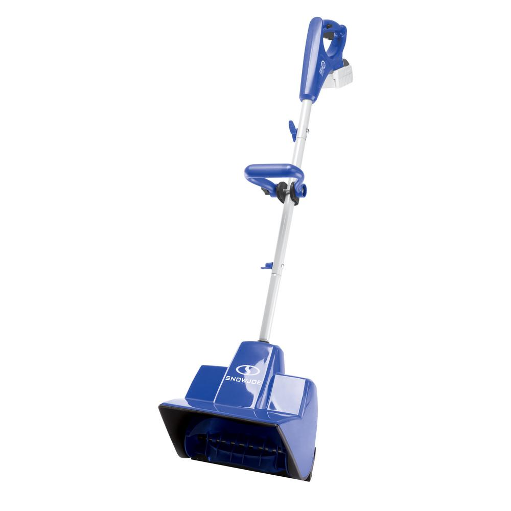 Snow Joe 11 in. 24-Volt 5 Ah Cordless Snow Shovel