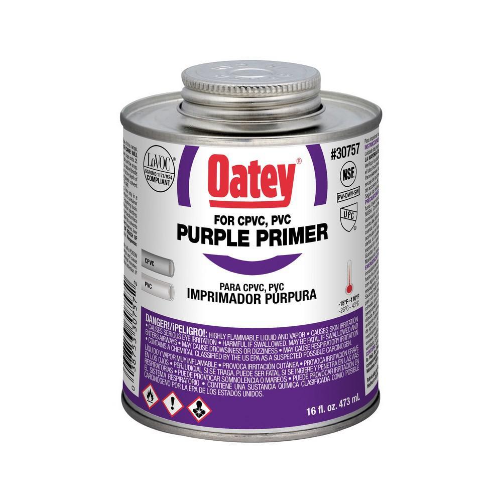 null 16 oz. PVC Purple Primer