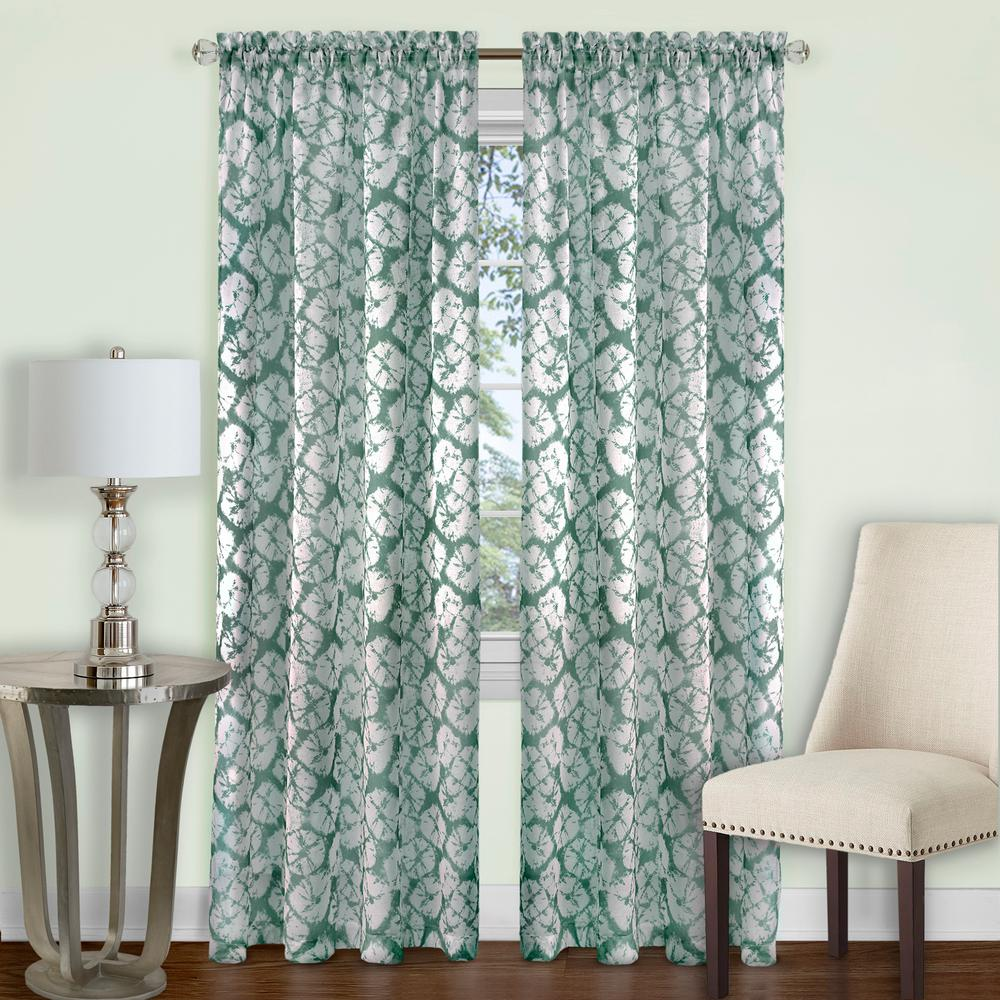 Sage Green - Window Treatments - The Home Depot