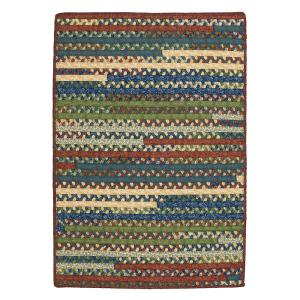Home Decorators Collection Hearth Rectangular Picnic Basket 3 ft. x 3 ft. Braided Area Rug by Home Decorators Collection