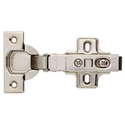35 mm 110-Degree Full Overlay Soft Close Cabinet Hinge (5-Pairs)