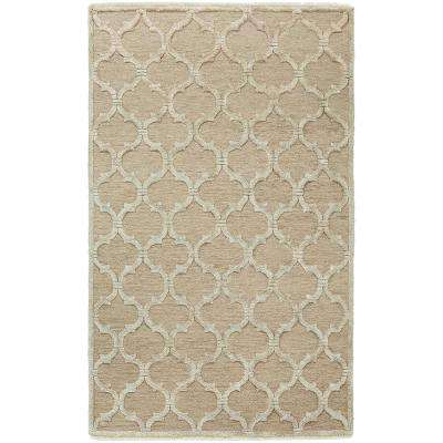 Downe Natural 9 ft. x 13 ft. Area Rug