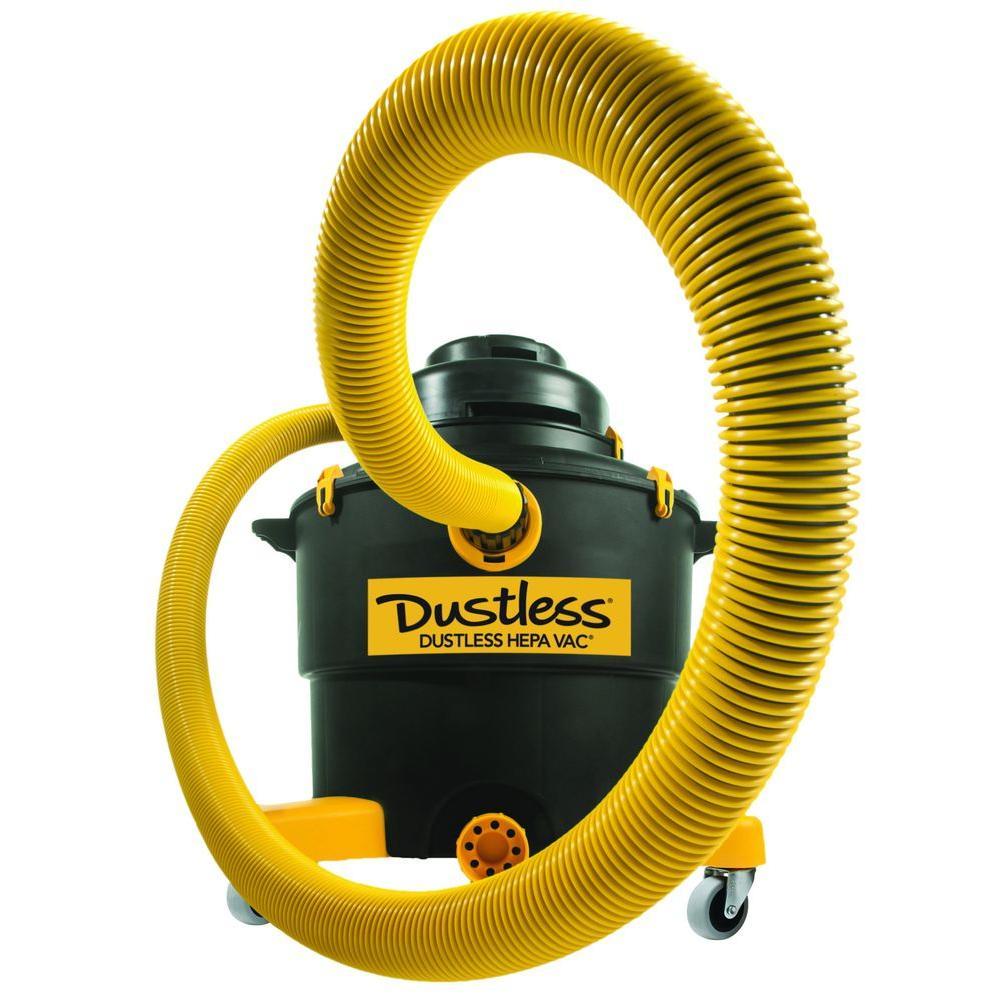 Dustless Technologies DustlessVac 16 Gal. HEPA Wet/Dry Vacuum by Dustless Technologies