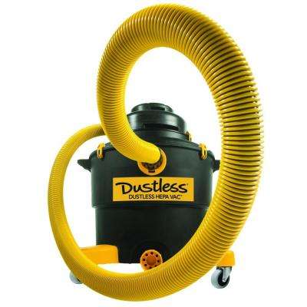 DustlessVac 16 Gal. HEPA Wet/Dry Vacuum
