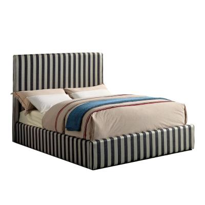 Hassaleh in Stripe Pattern California King Bed