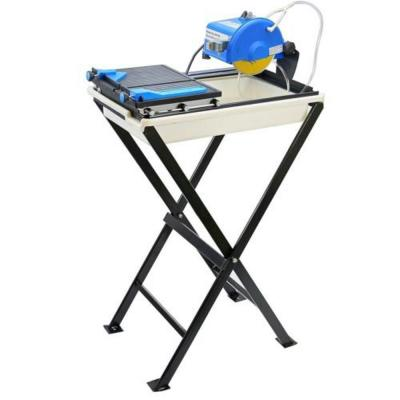 3/4 HP 7 in. Corded Ceramic Wet Tile Saw with Stand