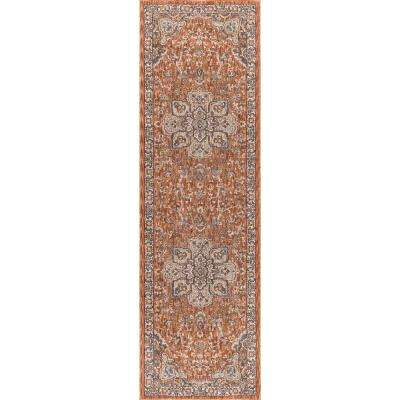 Fairview Spice 2 ft. x 7 ft. Runner Rug