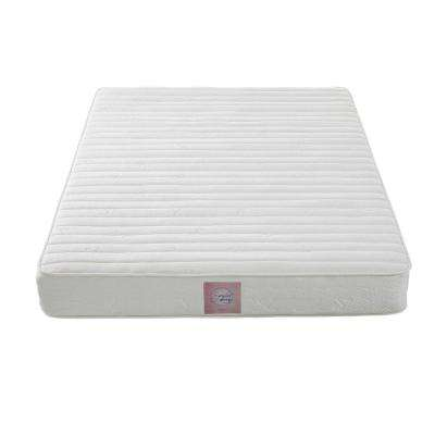 Essence Full Size 8 in. Reversible Independently Encased Coil Mattress with CertiPUR-US Certified Foam