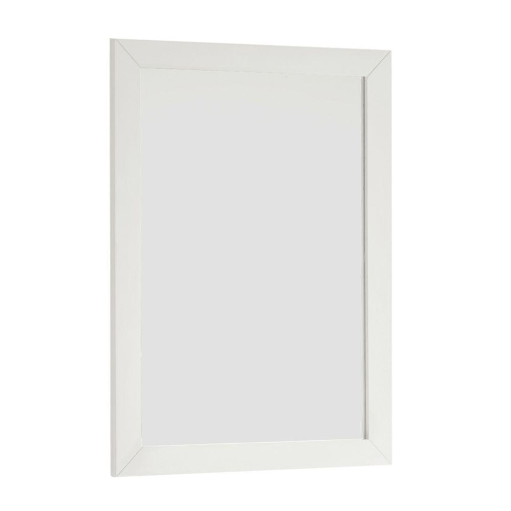Simply Home Winston 30 in. L x 22 in. W Vanity Decor Wall...
