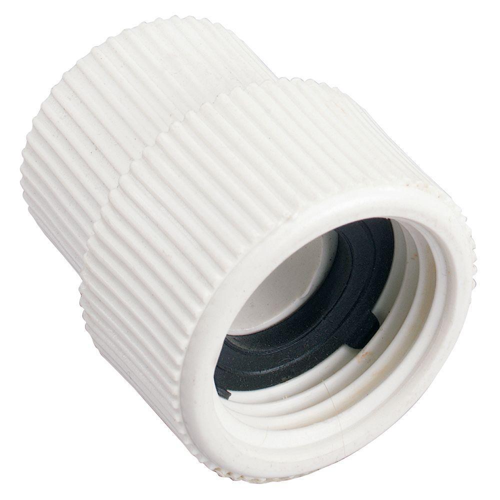 null 1/2 in. FNPT x 3/4 in. FHT PVC Swivel