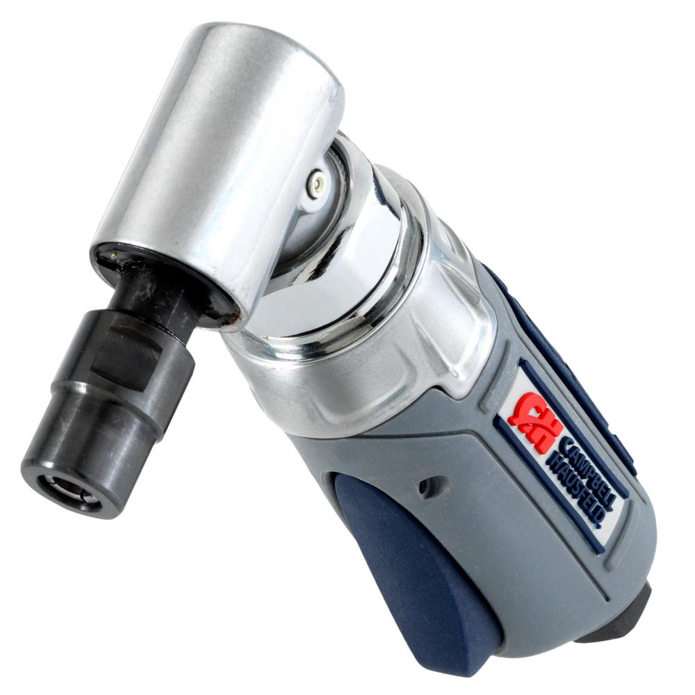 Get Stuff Done Angle Die Grinder, 20,000 RPM, with Flow Adjustment
