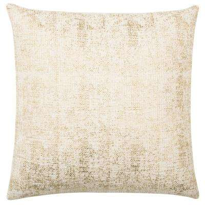 Golden Foil Pillow