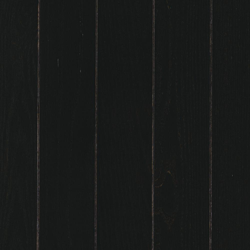 Mohawk Raymore Oak Midnight 3/4 in. T x 2-1/4 in. W x Random Length Solid Hardwood Flooring (18.25 sq. ft. / case)-DISCONTINUED