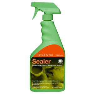 Grout And Tile Sealer