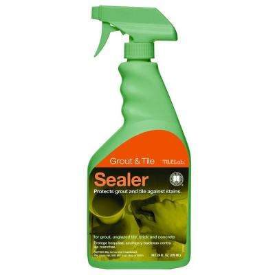 TileLab 24 oz. Grout and Tile Sealer