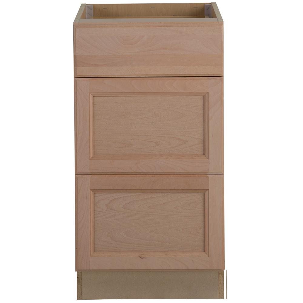 Buy Unfinished Kitchen Cabinet Doors: Hampton Bay Assembled 18 In. X 34.5 In. X 24.63 In