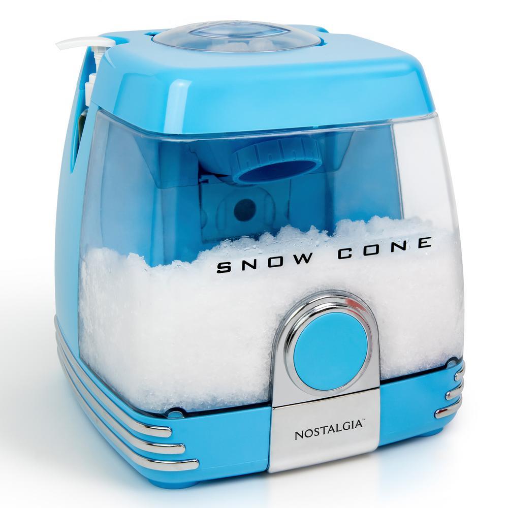 240 oz. Blue Countertop Snow Cone Machine