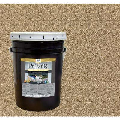 Textured 5 gal. Bonding Primer Antique Gold Interior Exterior Penetrating Anti-Slip