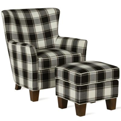 Pleasing With Ottoman Accent Chairs Chairs The Home Depot Inzonedesignstudio Interior Chair Design Inzonedesignstudiocom