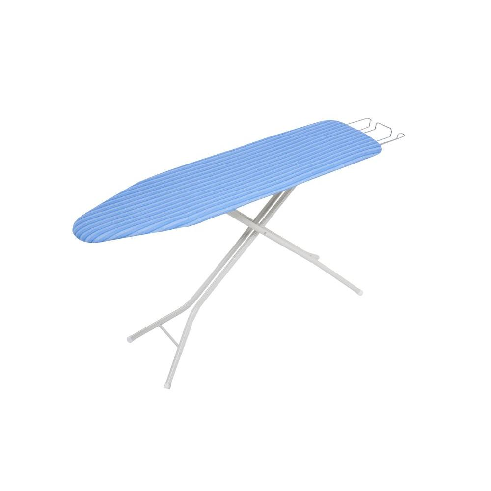 4-Leg Ironing Board with Retractable Iron Rest