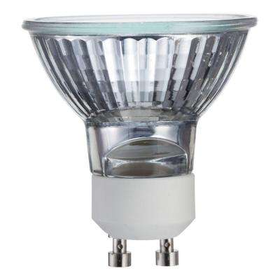 25-Watt Halogen MR16 GU10 Base Flood Light Bulb, Dimmable