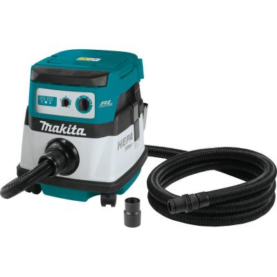 18-Volt X2 LXT Lithium-Ion Brushless Cordless 2.1 Gal. HEPA Filter Dry Dust Extractor/Vacuum Tool Only