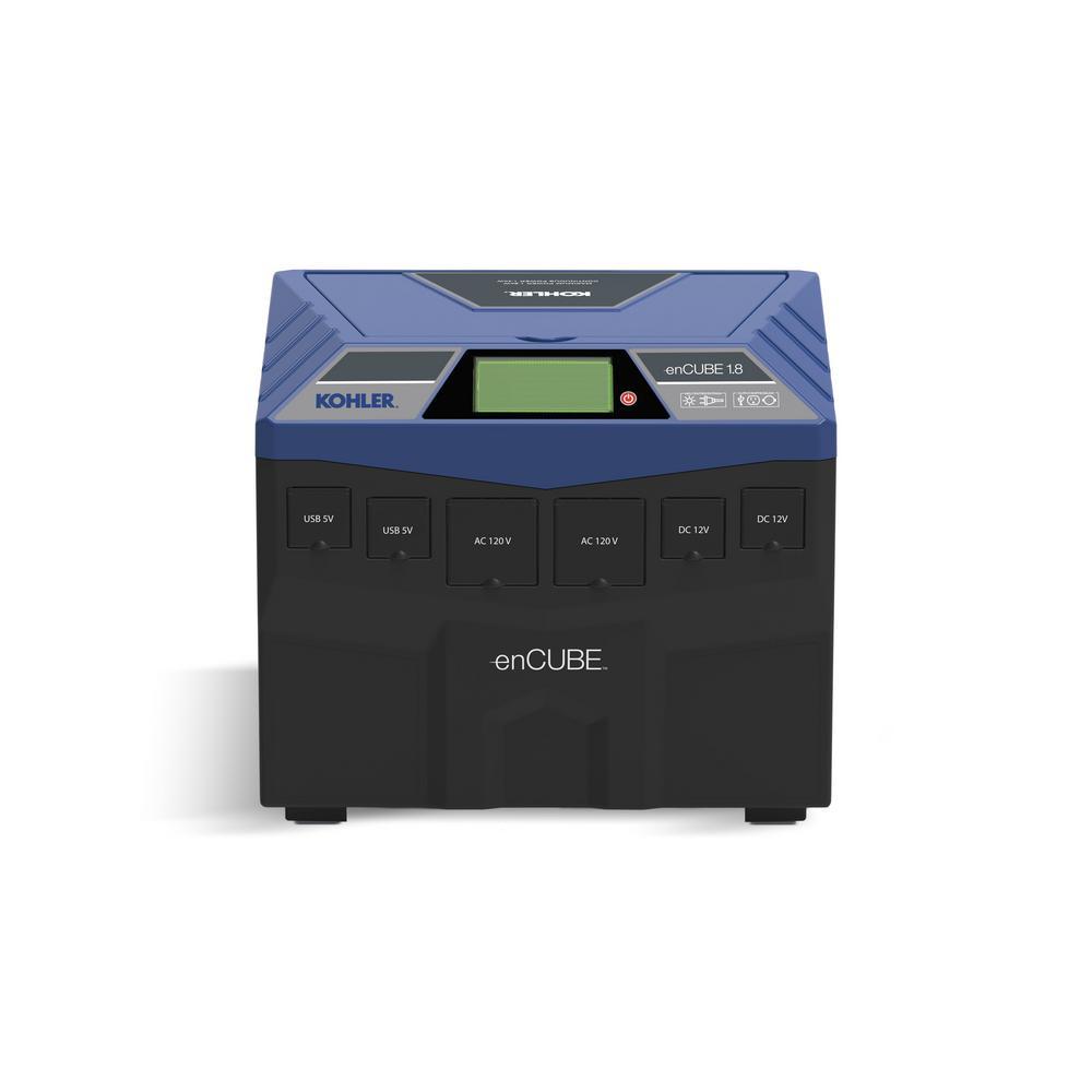 1.8kW Indoor/Outdoor Portable Solar Inverter Generator