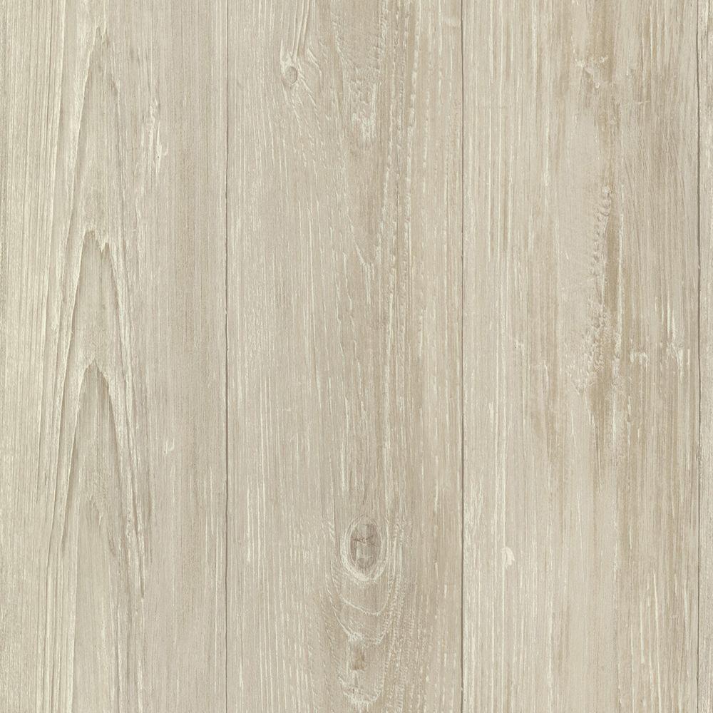 Chesapeake Mapleton Storm (Blue) Faux Wood Texture Wallpaper