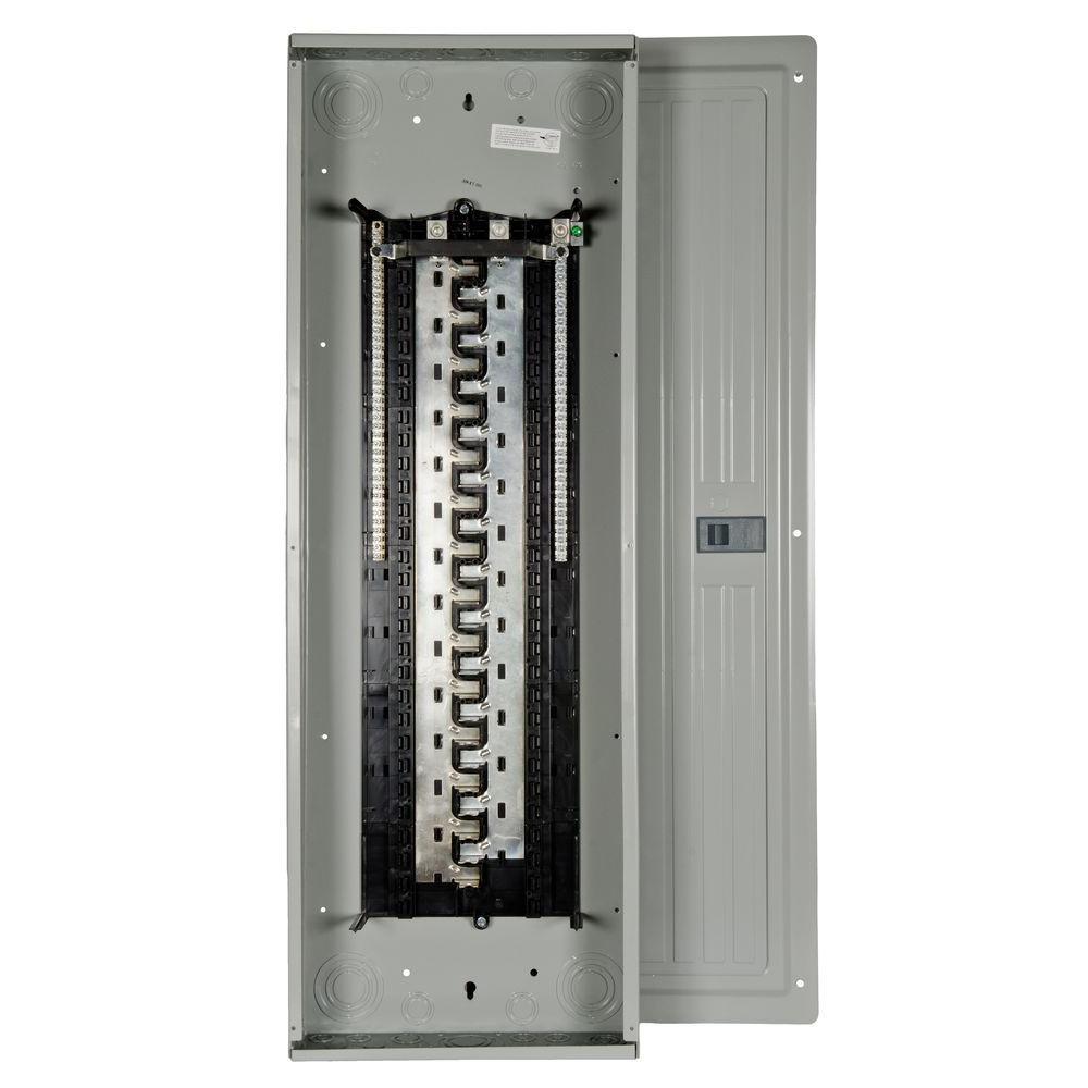 ES Series 225 Amp 54-Space 70-Circuit Main Lug Indoor Load Center