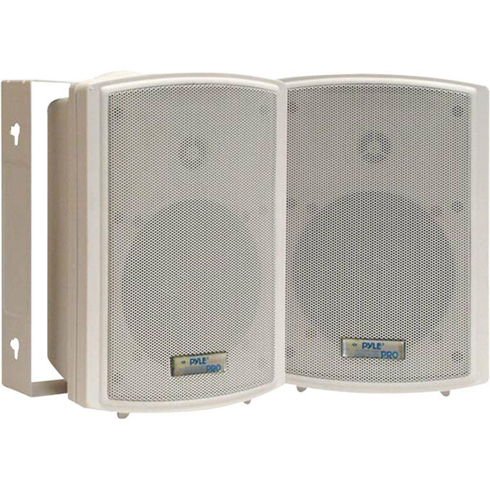 Pyle 5.25 in. 250-Watt Weatherproof Speaker