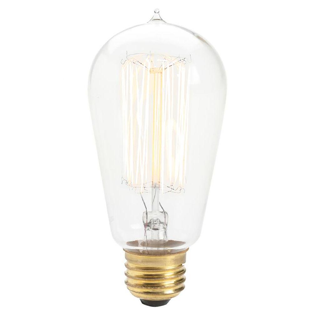 60-Watt Incandescent S14 Light Bulb (3-Pack)