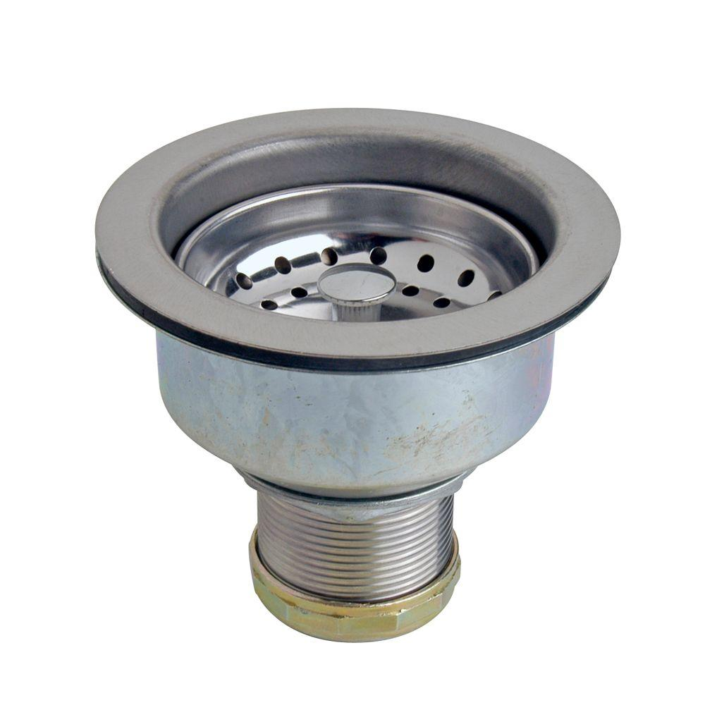 danco sink strainer assembly - Kitchen Sink Drain Strainer