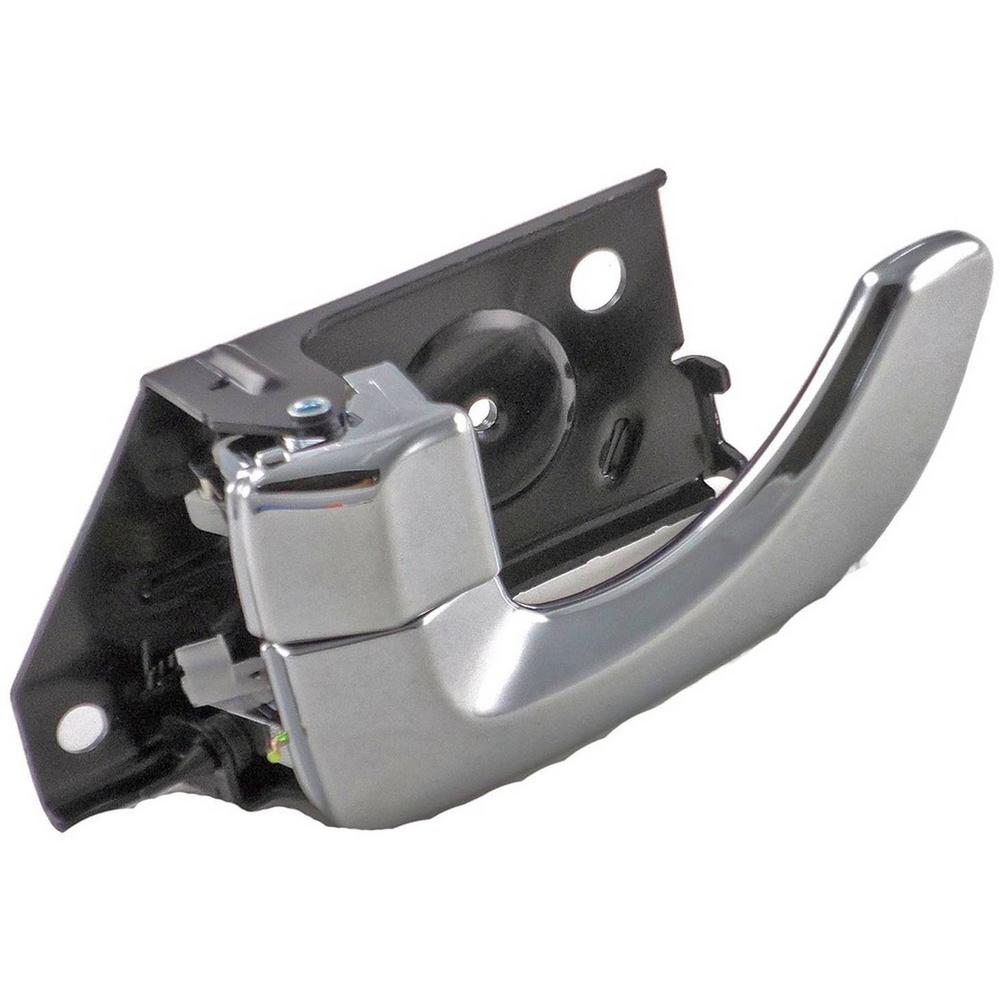 help interior door handle rear left chrome 2004 hyundai santa fe 2 4l 82293 the home depot the home depot