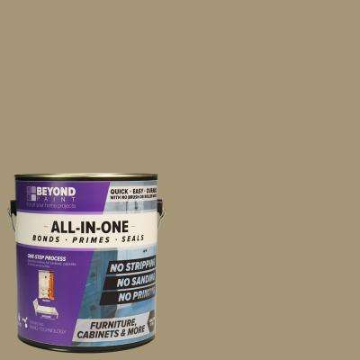 1 gal. Linen Furniture, Cabinets and More Multi-Surface All-in-One Refinishing Paint