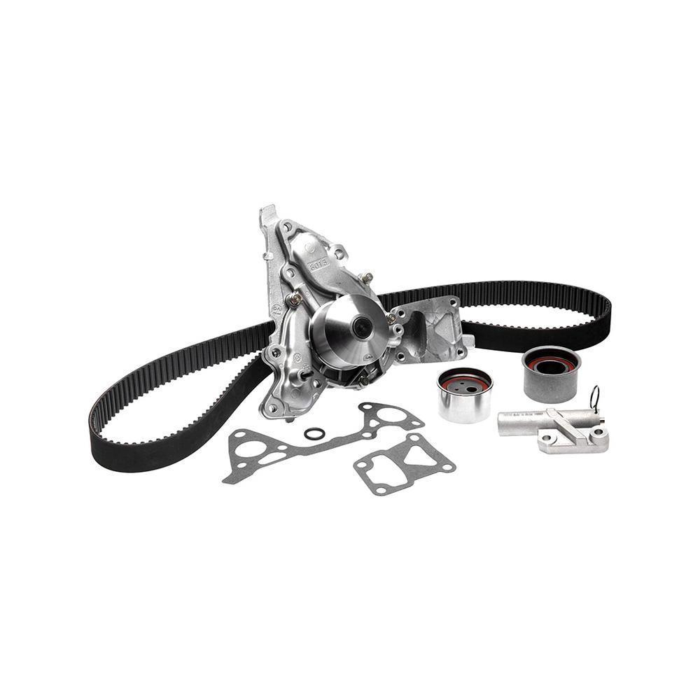 PowerGrip Premium OE Timing Belt Component Kit w/Water Pump
