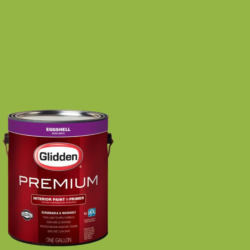#NFL 120G Seattle Seahawks Light Green Eggshell Interior Paint