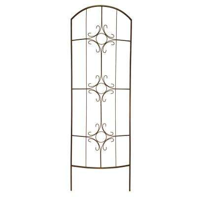 72 in. English Garden Trellis