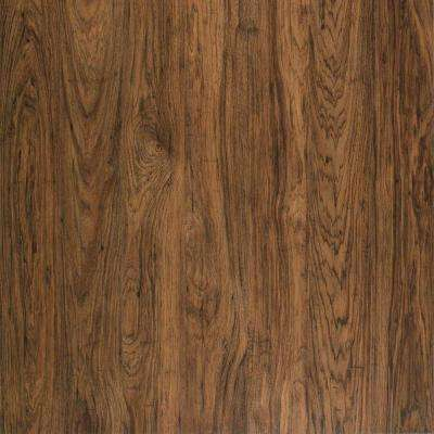 Mainstreet Hickory Laminate Flooring - 5 in. x 7 in. Take Home Sample