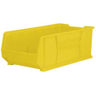 Super-Size AkroBin 16.5 in. 300 lbs. Storage Tote Bin with 17 Gal. Storage Capacity