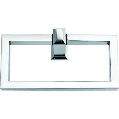 Sutton Place Collection Towel Ring in Polished Chrome