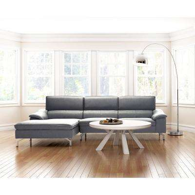 Beaumont Sun Drenched Acacia Round Coffee Table